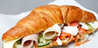 Sandwich Express halal sandwich Ipoh free delivery