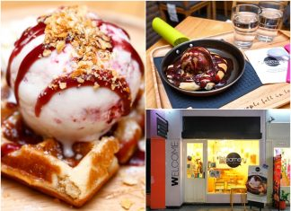 Creamery Boutique Ice Cream Cafe Bangkok