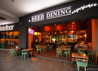 Gold Bar Beer Dining Tropicana Avenue PJ