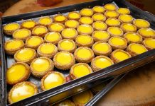Ipoh Hong Kee Confectionery Best Egg Tarts