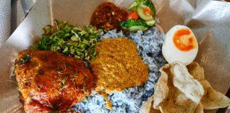Kesom Cafe Kelantan Food Aman Suria PJ