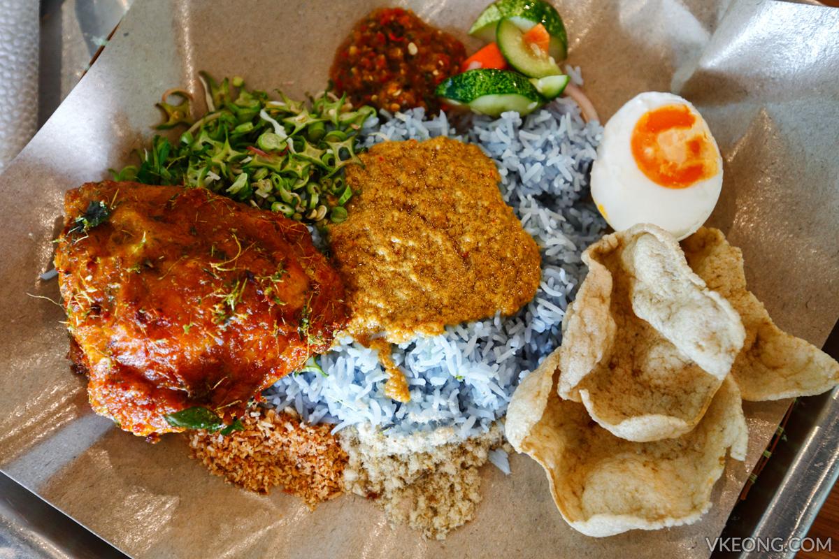 Kesom Cafe Kelantan Food @ Aman Suria, Petaling Jaya