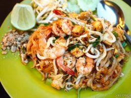 Thai Taste Thai food stall Pad Thai Kepong Food Court