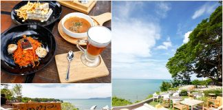 The Sky Gallery Seaside Restaurant with View Pattaya