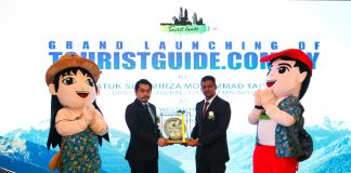 TouristGuide.com.my grand launching event KL