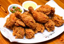 Chir Chir Fusion Chicken Factory opening Pavilion KL