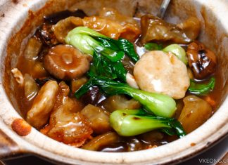 Claypot Seafood and Sea Cucumber