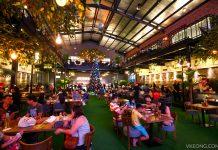 The Jungle City Kitchen Bar Kepong Taman Bukit Maluri