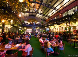 The Jungle City Kitchen Bar Kepong Taman Bukit Maluri