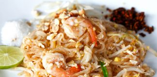 Kid Thung Kepong Thai Street Food Noodle