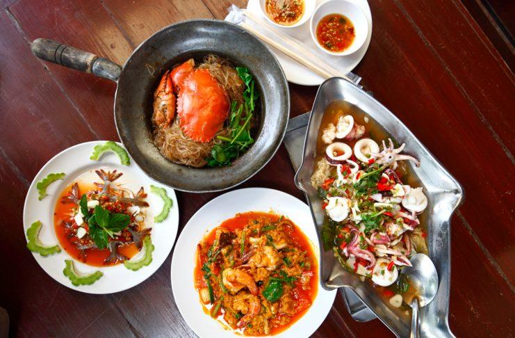 Pupen Seafood Restaurant Jomtien Pattaya