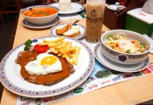 Took Lae Dee restaurant Foodland Bangkok