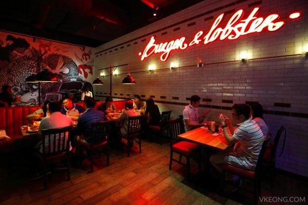 Burger & Lobster @ SkyAvenue, Resorts World Genting