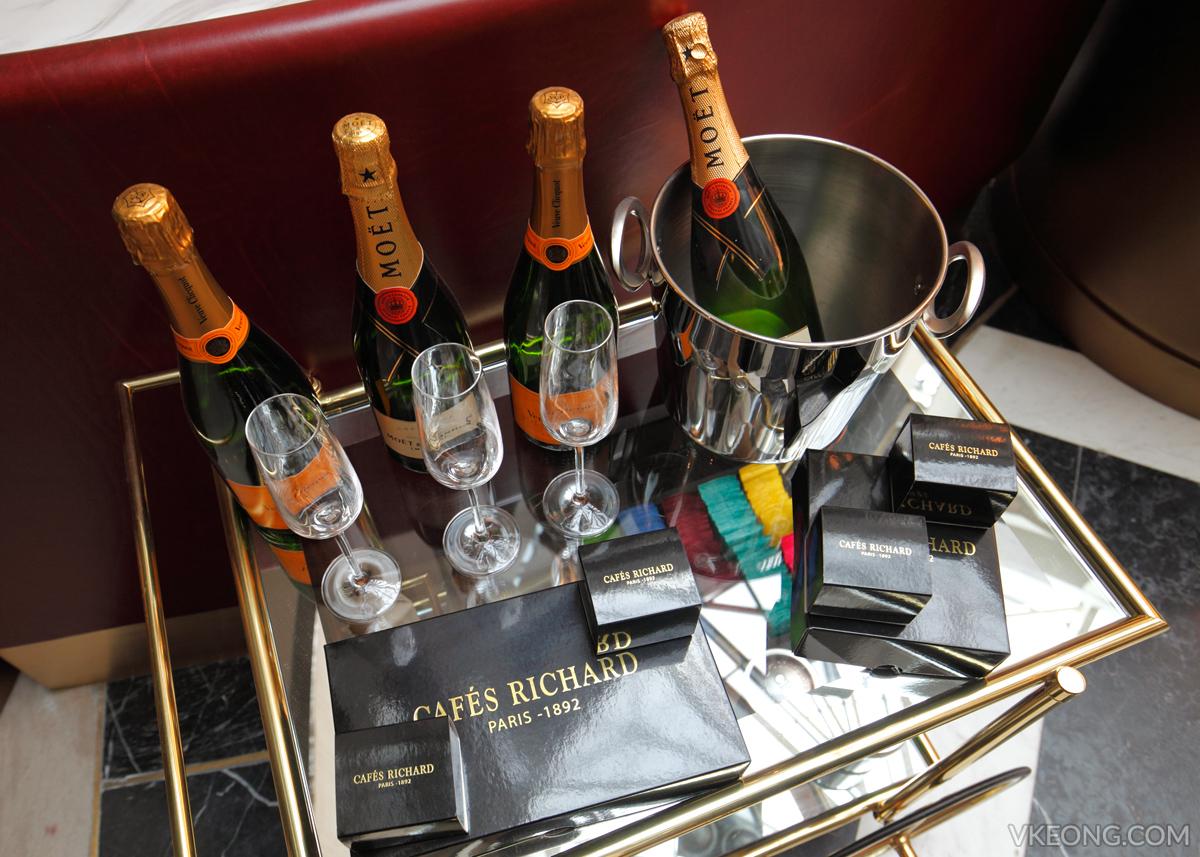 Bien connu Cafés Richard @ SkyAvenue, Resort World Genting, Genting Highlands TZ09