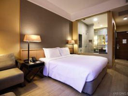 Grand Mecure Roxy Singapore staycation