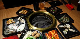 KG Korean Charcoal BBQ Buffet Da Men USJ