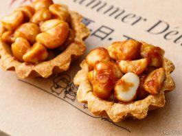 Summer Delice Macadamia Tarts
