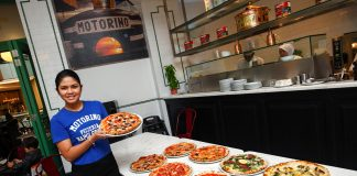 Motorino Italian Pizza Restaurant Genting