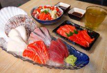 The Fat Fish Sashimi Mont Kiara