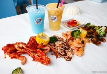 Seafood Blue Inn Kepong