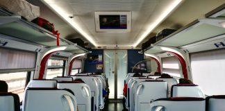 KTM Malaysia ETS train KL Sentral to Butterworth