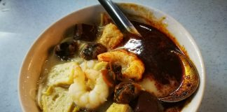Penang Curry Mee Bukit Mertajam