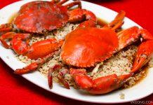Sieng Kee Simpang Ampat Steamed Crab Noodle
