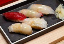 Sushi Azabu Isetan The Japan Store Lot 10