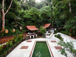 Tamarind Springs Restaurant Ampang