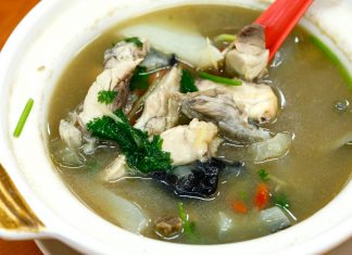 Tan Ser Seng Turtle Herbal Soup Singapore