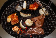 Toraji Yakiniku Japanese BBQ Isetan Japan Store KL