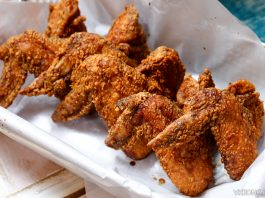 Chicken Up Korean Fried Chicken Subang Jaya