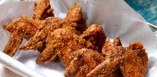 Chicken Up Korean Fried Chicken Subang Jaya