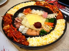 Omaya Korean Restaurant KL Army Shimson Stew