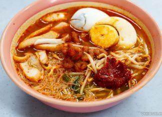 Sri Sinar 面档 Prawn Noodle