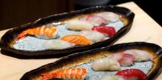 Sushi Azabu Sushi Course Isetan Lot 10 KL