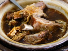 Yap Eng Klang Pork Ribs Bak Kut Teh