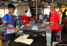 Yusman Roti Canai Melaka