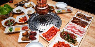 Hwa Ga Korean BBQ Buffet Mont Kiara