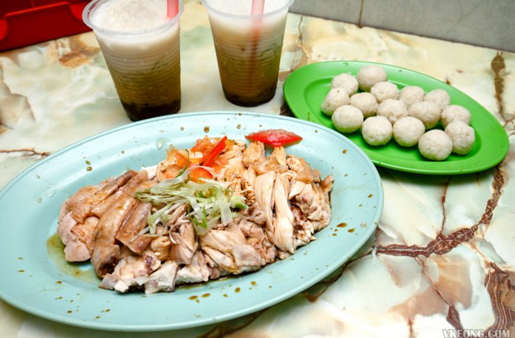 Melaka Huang Chang Chicken Rice