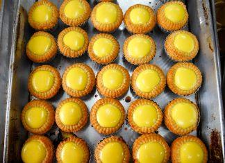 Nam Heong Ipoh Egg Tarts