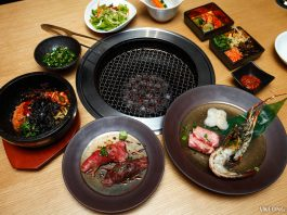 Yakiniku Toraji Japanese BBQ Premium Course