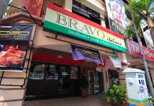 Bravo Italiana Restaurant Raja Uda Butterworth