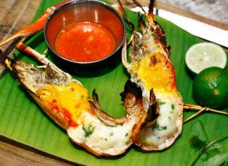 Bubu Grill Seafood Kepong