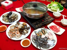 Fat One Steamboat Buffet Sunway