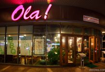 Ola Korean Barbeque Garden Solaris Mont Kiara