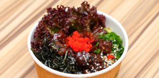 Paperfish Tuna Poke Bowl TTDI