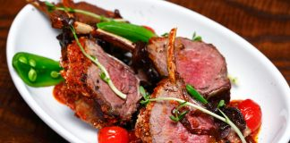 Timbre The Row KL Lamb Loins