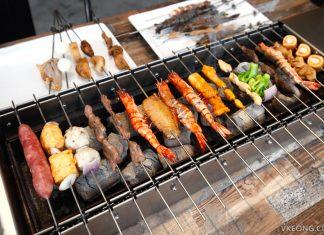 TLC Charcoal BBQ Bandar Puteri Puchong