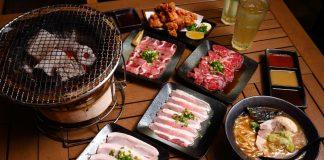 Yazawa BBQ Dining Japanese Yakiniku Mont Kiara